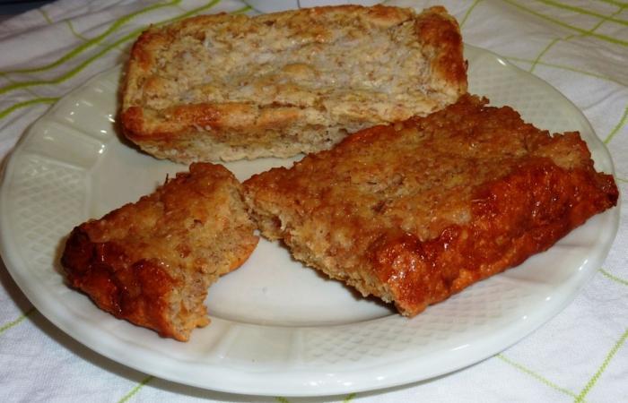 gateau fruité (petit coupe-faim au protifar), recette dukan pp par