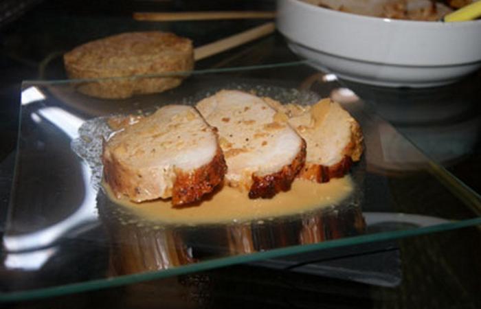 roti de dinde au lait recette dukan pp par mais recettes et forum dukan pour le r gime dukan. Black Bedroom Furniture Sets. Home Design Ideas