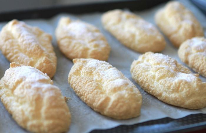 Régime Dukan, la recette Biscuits à la cuillère