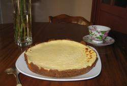 Recette Dukan : Cheesecake New York Style