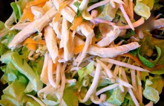 salade chinoise recette dukan pl par gigiflao recettes et forum dukan pour le r gime dukan. Black Bedroom Furniture Sets. Home Design Ideas