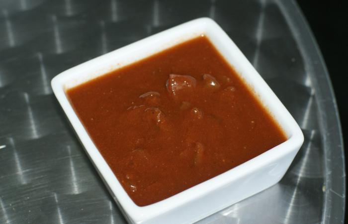 Régime Dukan (recette minceur) : Sauce barbecue #dukan http://www.proteinaute.com/recette-sauce-barbecue-4904.html