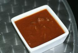 Recette Dukan : Sauce barbecue