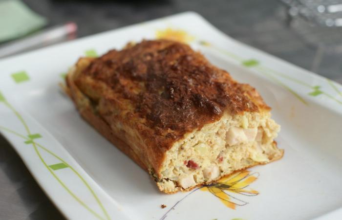 cake la viande de grisons poulet oignons trop bon recette dukan pp par gayelle26 recettes. Black Bedroom Furniture Sets. Home Design Ideas