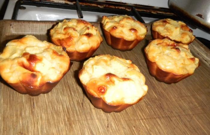 muffins aux pommes recette dukan conso par louane1205 recettes et forum dukan pour le r gime. Black Bedroom Furniture Sets. Home Design Ideas