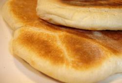 Recette Dukan : Cheese Naan - Pain indien au fromage Dudu