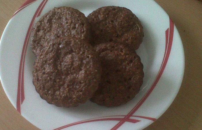Petit Biscuit Au Chocolat Recette Dukan Pp Par Lugui76 Recettes