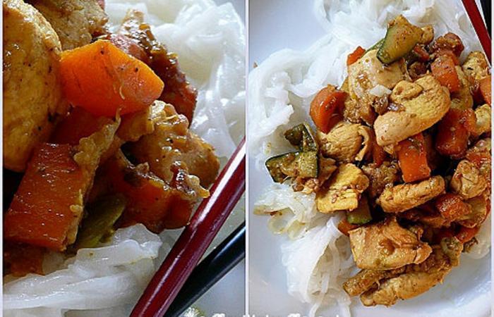 wok de poulet au gingembre et chop suey de l gumes recette dukan pl par yolie82 recettes et. Black Bedroom Furniture Sets. Home Design Ideas