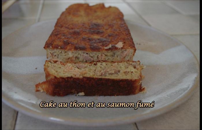 cake au saumon thon miette de crabe recette dukan pp par lara71c recettes et forum dukan pour. Black Bedroom Furniture Sets. Home Design Ideas