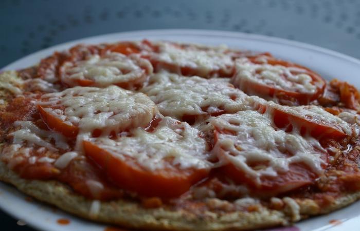 pate a pizza levure chimique