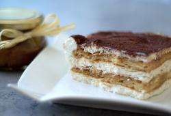 Photo Dukan Tiramisu à la ricotta