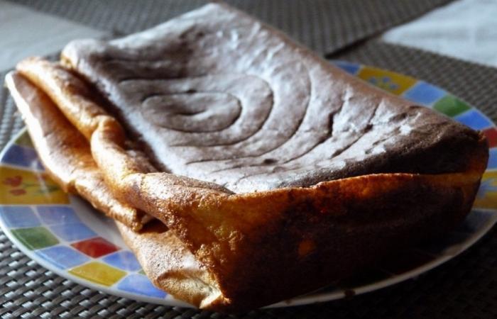 Gateau aux yaourt dukan pp