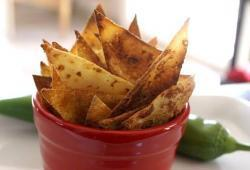 Photo Dukan Chips mexicaines (tortilla chips)