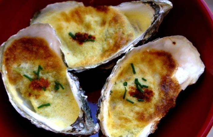 L'huître dans le régime Dukan  par lolojalu
