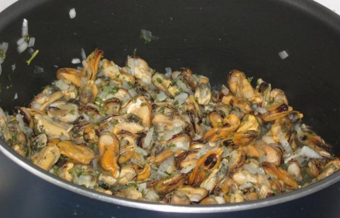moules marinières pour les pressé(e)s, recette dukan pp par