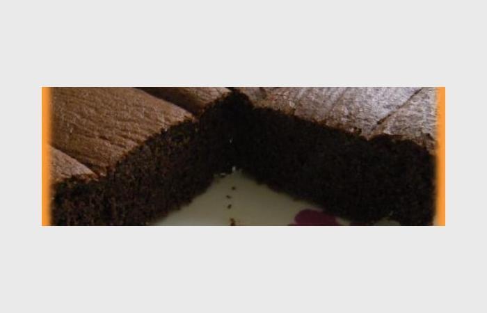Gateau dukan au chocolat