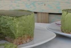 Recette Dukan : Cheesecake Cresson Menthe