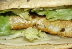 Recette Dukan : Royal Filet O Fish -  burger au poisson (cabillaud)