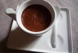 Photo Dukan Mousse chocolatée au lait