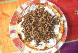 Photo Dukan Pizza façon kebab