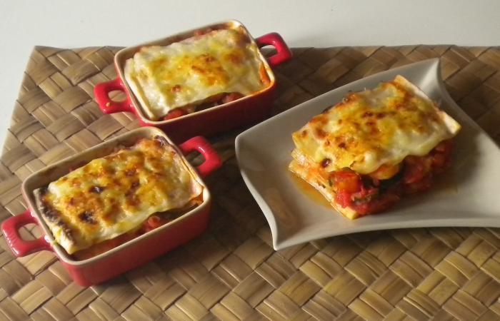 lasagnes aux courgettes et crevettes recette dukan pl par valerievvv recettes et forum dukan. Black Bedroom Furniture Sets. Home Design Ideas