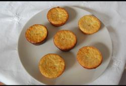 Photo Dukan Muffins vanille-cannelle