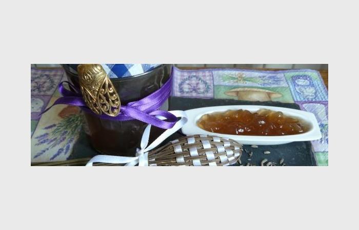 gel e de fleurs de lavande jelly et coulis recette dukan pp par ktia recettes et forum dukan. Black Bedroom Furniture Sets. Home Design Ideas