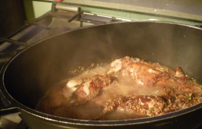 Recette de lapin minceur un site culinaire populaire - Lapin cuisine marmiton ...