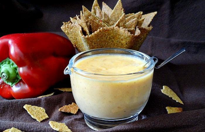 sauce fromag re pour nachos recette dukan conso par supertata recettes et forum dukan pour le. Black Bedroom Furniture Sets. Home Design Ideas