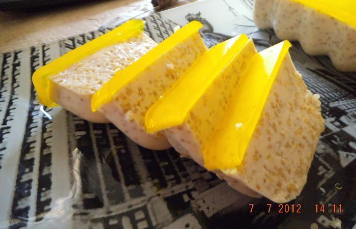 Ananas quinoa frais recette dukan conso par nathalie55 for Regime ananas