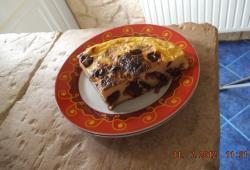 Photo Dukan Clafoutis aux quetschs