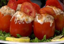 Photo Dukan Tomates au poulet