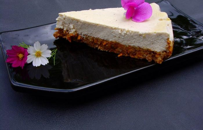 Régime Dukan (recette minceur) : Carotte cheesecake #dukan http://www.proteinaute.com/recette-carotte-cheesecake-8950.html