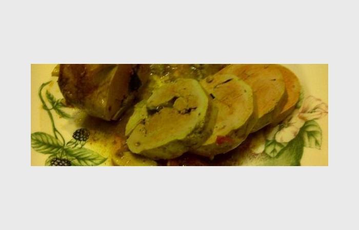 Foie de lotte marin recette dukan pp par youchris - Cuisiner le foie de lotte ...