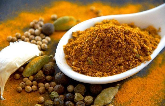 mélange dépices indiennes), recette Dukan PP par spicy - Recettes ...