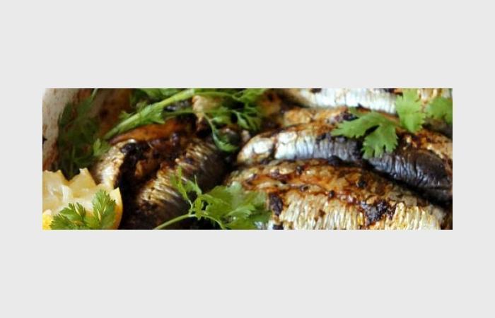 Sardines au four la marocaine recette dukan pp par lacairote recettes et forum dukan pour - Sardines au four sans odeur ...