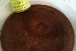 Recette Dukan : Fondant au chocolat orange grand marnier