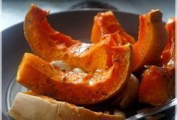 Recette Dukan : Courge Butternut r�ties au sirop d'�rable