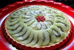 Photo Dukan Tarte aux kiwis