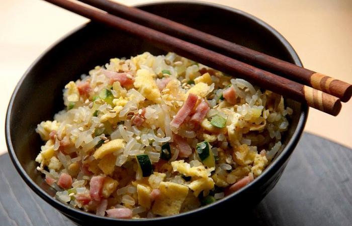 riz recette regime